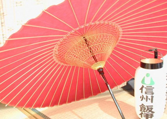 阿島傘 ジャノメ赤