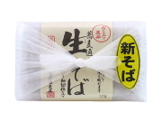 蕎麦通の信州生そば(小)